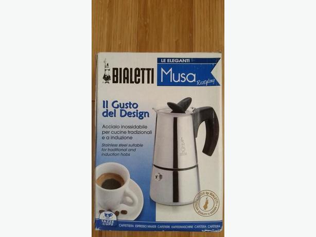 Bialetti Italian Coffee/Espresso Maker