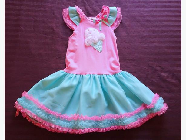 RARE EDITIONS - GIRLS 2-PIECE OUTFIT - SIZE 6