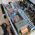 CLASSIC JVC R-S33 SUPER CLASS A STEREO RECEIVER AMPLIFIER