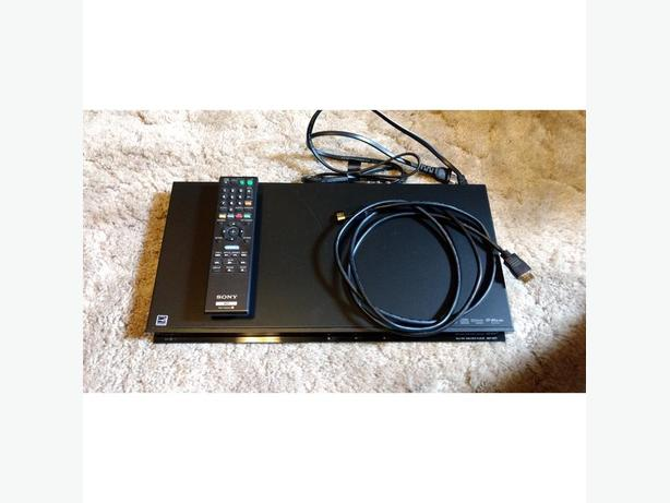Sony Blu-Ray Player with HDMI Cable and Assorted Movies
