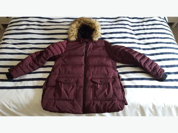 Thyme maternity winter jacket.