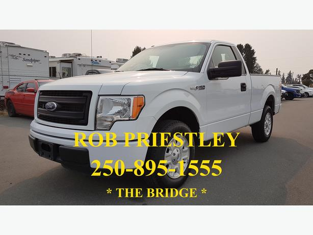 2013 FORD F-150 REGULAR CAB * ROB PRIESTLEY THE BRIDGE *
