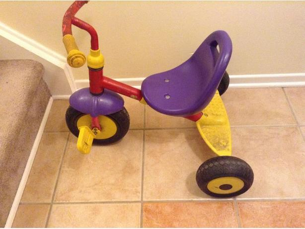 FREE: tricycle