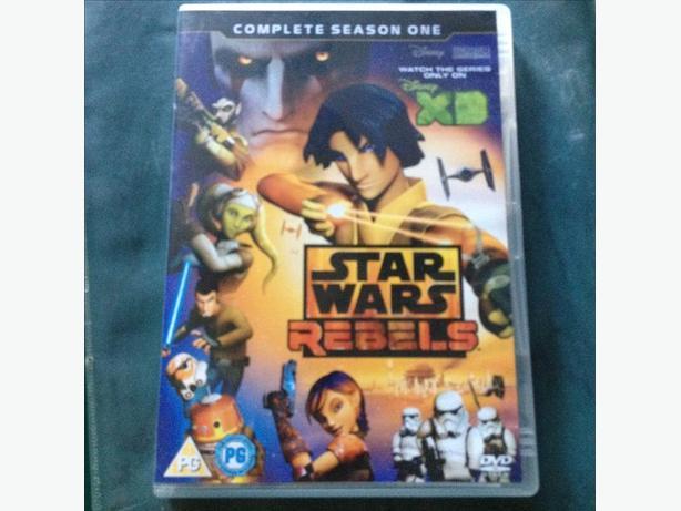 Star Wars Rebels Complete Season 1 DVD