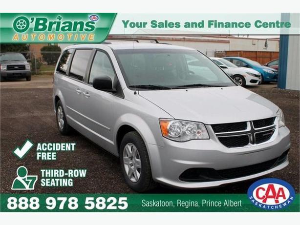 2011 Dodge Grand Caravan SXT - Accident Free!