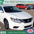 2017 Nissan Altima SV - Accident Free w/Mfg Warranty