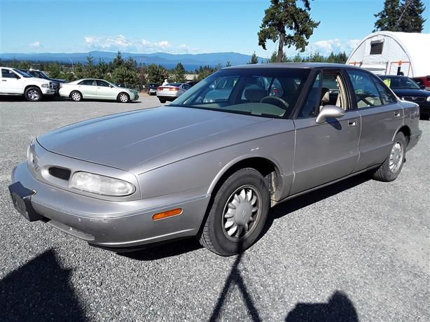 1997 Oldsmobile 88 Sedan