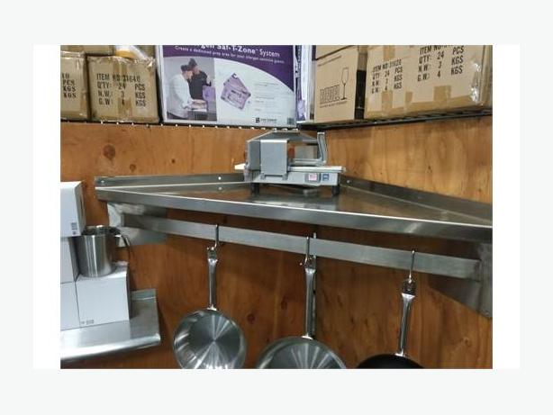Heavy Duty Stainless Steel Fixtures Auction