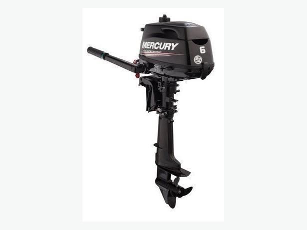 "New Mercury 6 Hp 15"" Inventory Clear Out!"