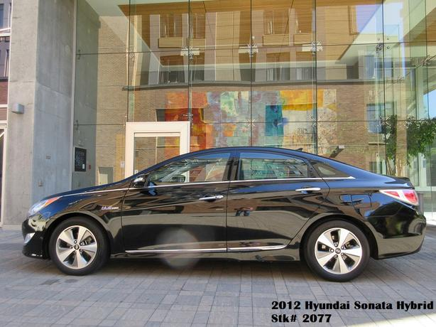 2012 Hyundai Sonata Hybrid Limited - ON SALE! - 50,*** KM! - FULLY LOADED!
