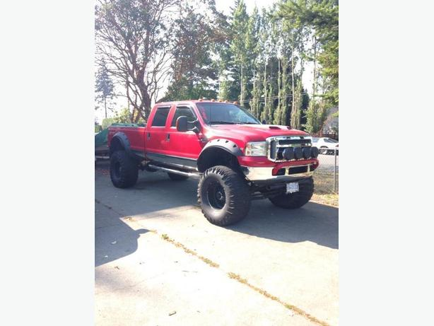 FOR sale  ford f350