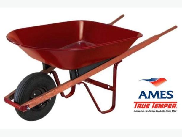 Wheelbarrow ~ True Temper