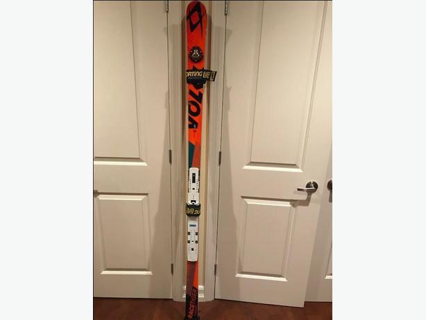 Volkl 183 cm GS Skis