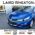 2017 Chevrolet Cruze LT True North, Automatic