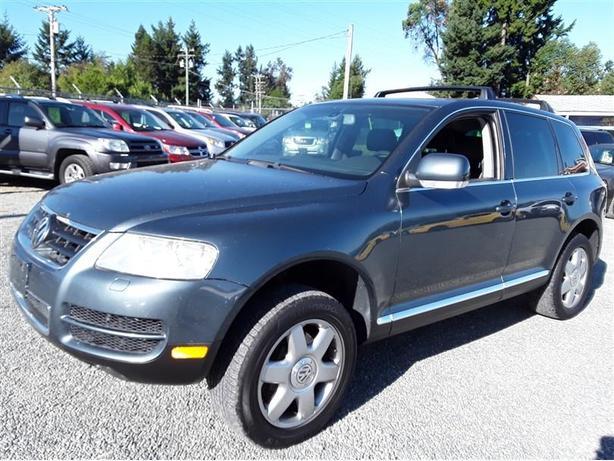 2004 VW Touareg 4.2