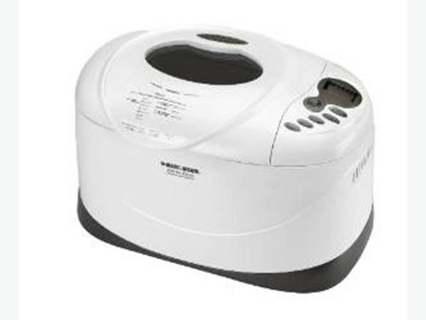 Black & Decker Deluxe 3-lb Breadmaker