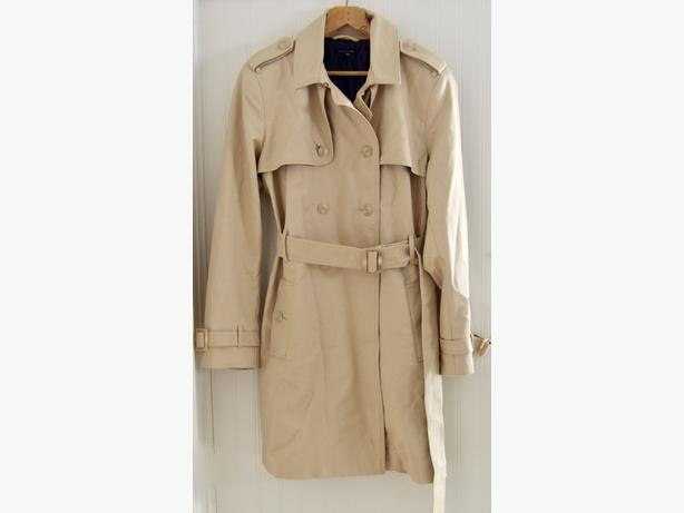 Ladies Heritage Tommy Hilfiger Trench Coat