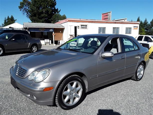 2003 Mercedes-Benz C320 4 Matic