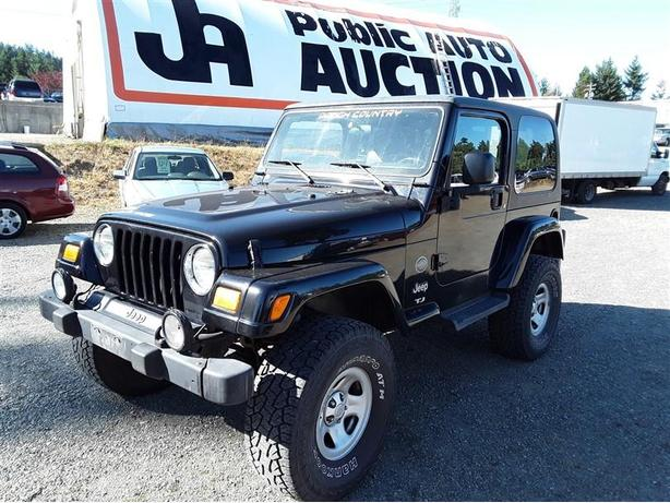 2003 Jeep Wrangler TJ