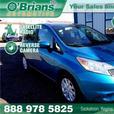 2016 Nissan Versa Note SV w/Mfg Warranty