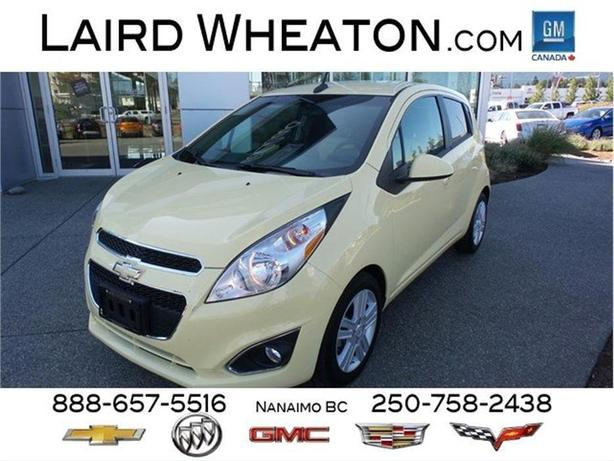 2014 Chevrolet Spark LT Automatic, LOW Km's