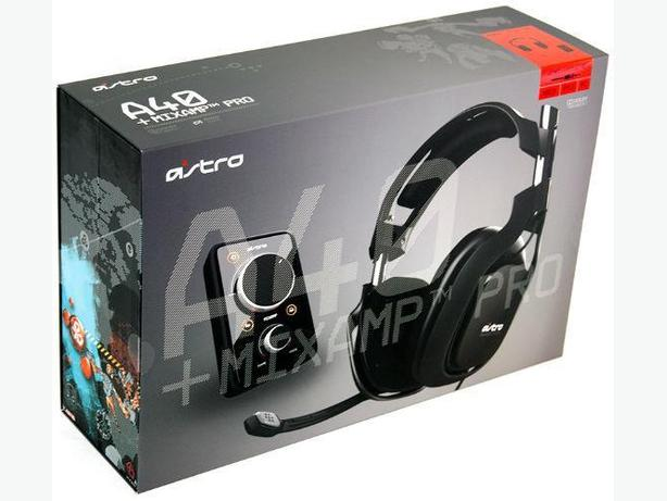 A40 ASTROS AND MIX AMP HEADSET