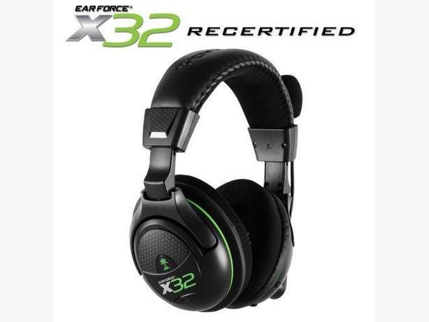 x32 Turtle beaches headset