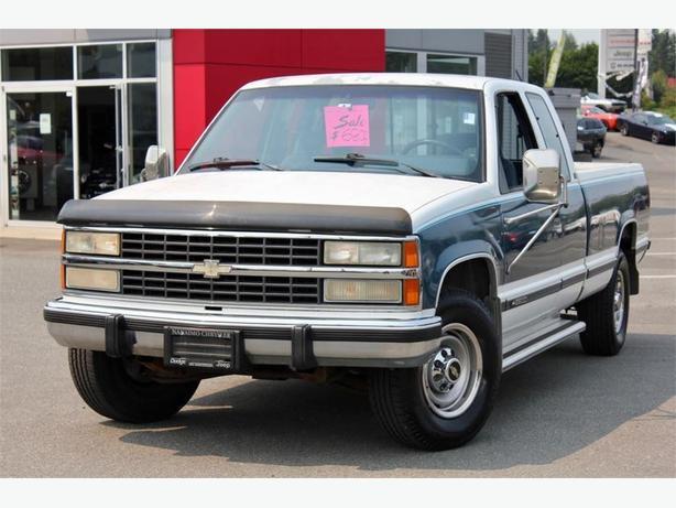 1992 Chevrolet CHEV2500 UNKNOWN