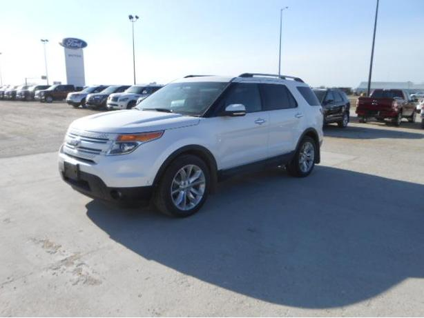 2011 Ford Explorer Limited 4WD 7X016A