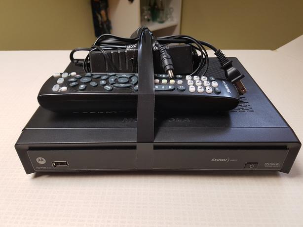 Essential HD Receiver ( HDDSR 600 ) & Advanced HDPVR ( HDDSR630 )