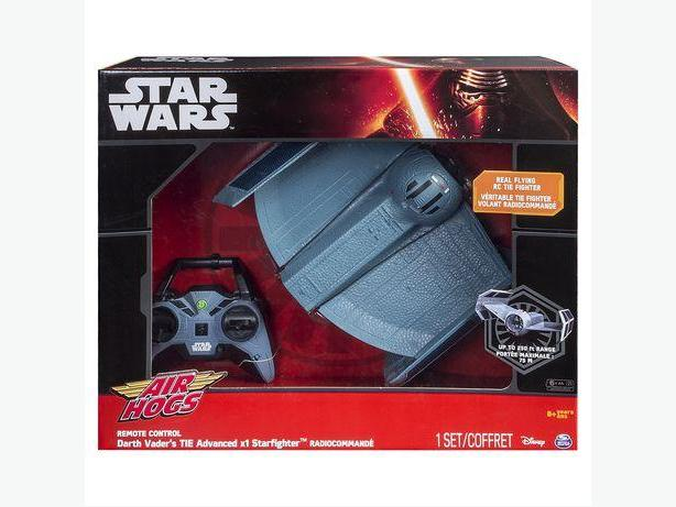 Star Wars Air Hogs RC Tie Fighter and X Wing Fighter