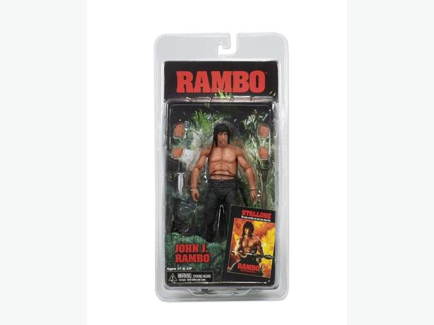 Rambo from First Blood 2