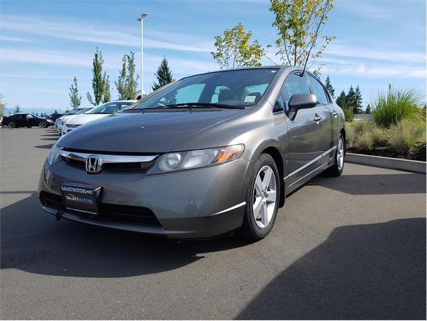 2007 Honda Civic Sedan EX