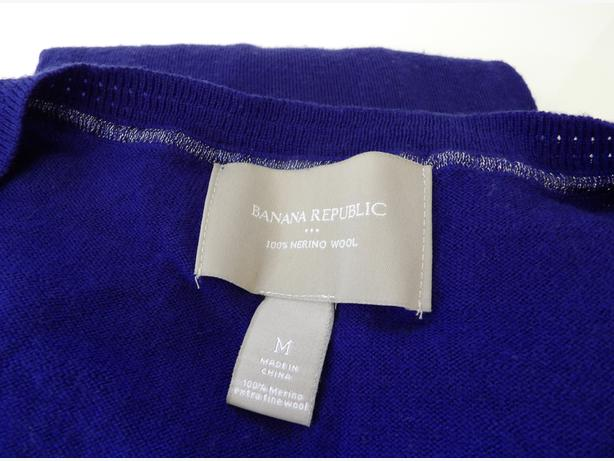 Banana Republic Women's Merino Wool Sweater