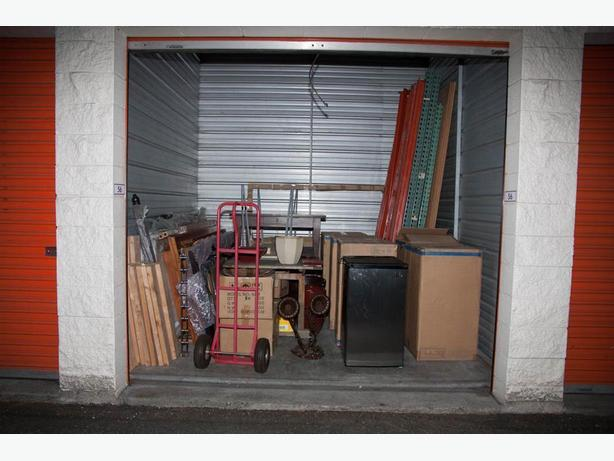 Storage Unit Items for Sale