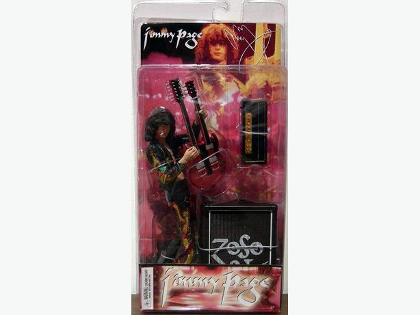 Jimmy Page collectible figure