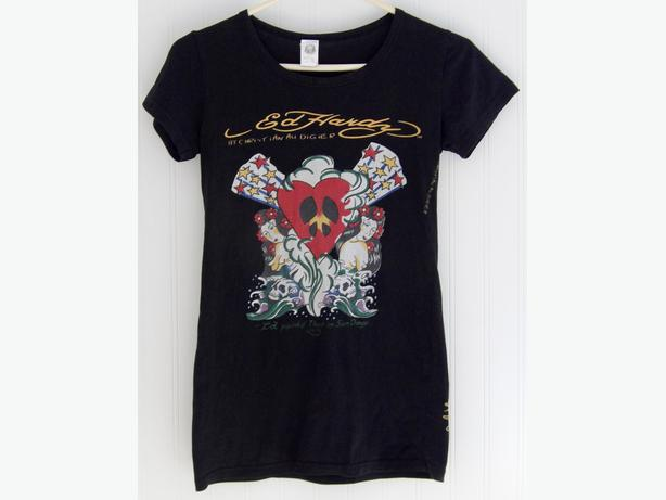 Ladies Ed Hardy T-Shirt