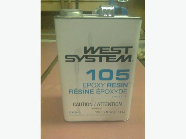 NEW West System Epoxy
