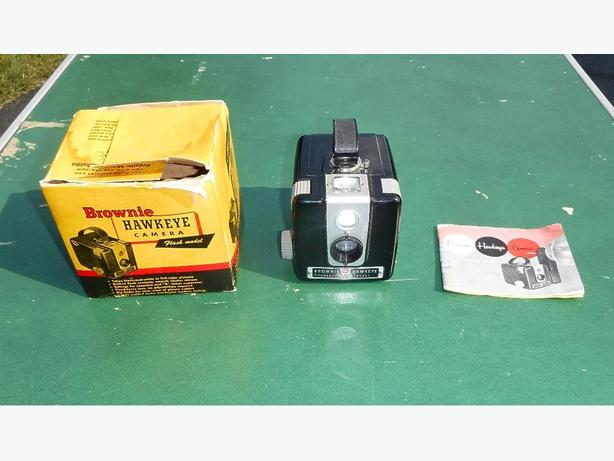 Kodak Brownie Hawkeye Camera $20.00