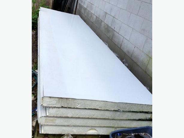 Solarium Roof Panels