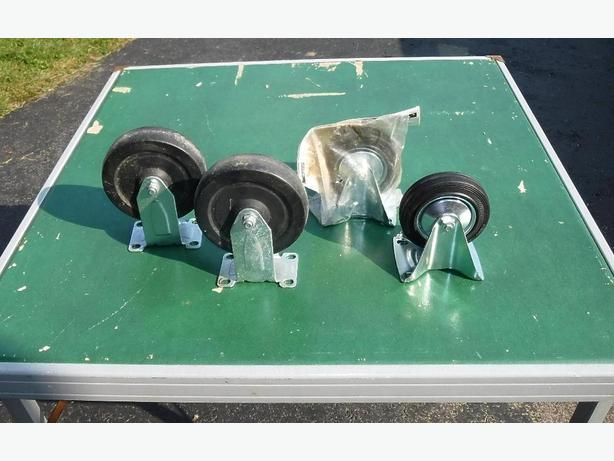 4 Casto Wheels