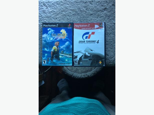 6 ps2 games for sale