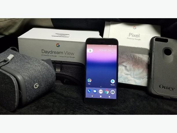 Pixel XL 128gb w/Daydream VR $650 O.B.O.