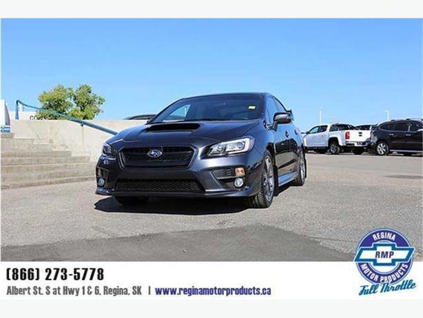 2016 Subaru WRX STI w/Sport-tech Pkg