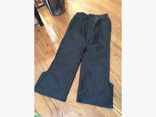 Joe Rocket polyester motorcycle pants