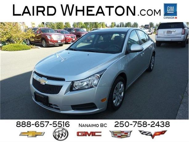 2012 Chevrolet Cruze LT Turbo Clean Automatic