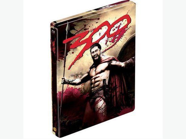 '300' Steelbook bluray