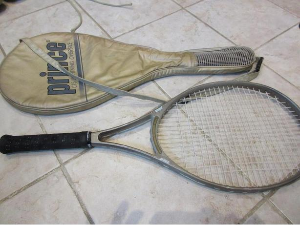 Prince Carbon Fiber Graphite Oversized Tennis Racket