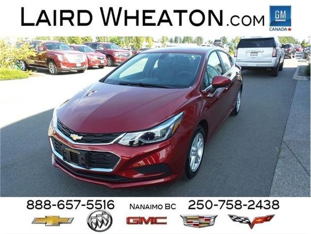 2017 Chevrolet Cruze LT True North, Back-Up Camera