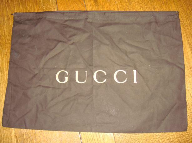 Genuine fantastic shape Gucci Messenger Bag